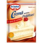 Dr Oetker Crema pentru Prajituri cu gust de vanilie