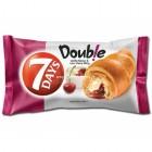 7Days Croissant Double Visine si Vanilie 80g